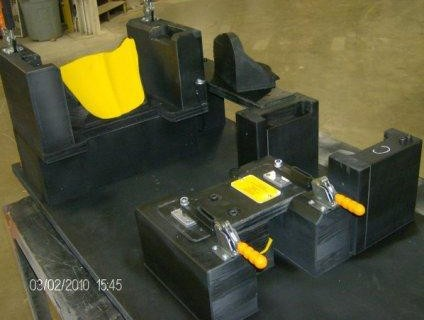 Glue Assembly Fixture