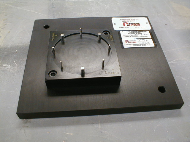 Ring - Profile Gage GD&T