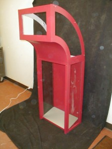 Telephone Booth - Sales Model