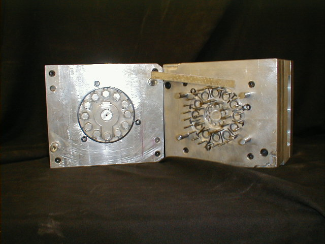 Welder Switch - Aluminum Plastic Injection Mold