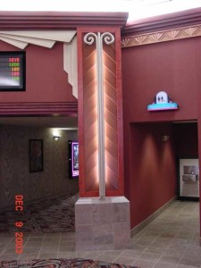 Architectural - Movie Theater Accents