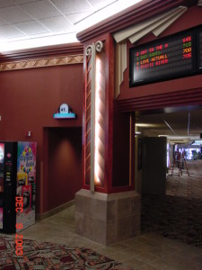 Architectural - Movie Theater Accents 1