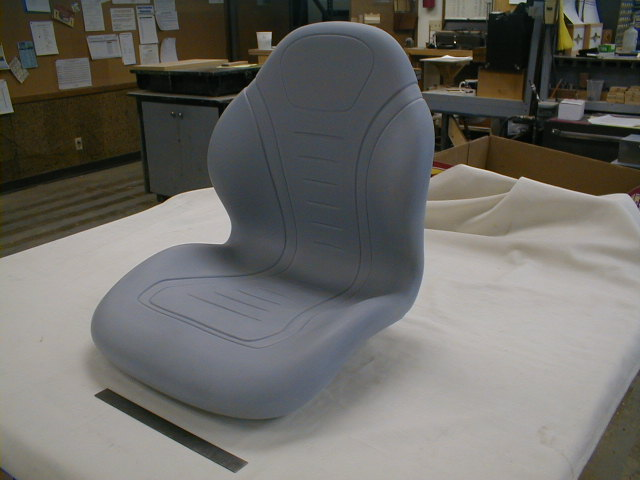 Chair Seat Foam Cushion Pattern