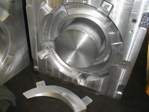 Impeller Investment Cast - Aluminum Die