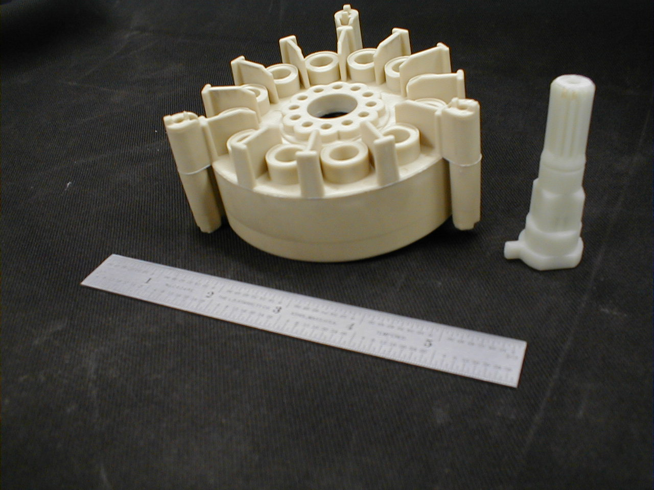 Rotary Switch Prototypes - Injectioni Molds