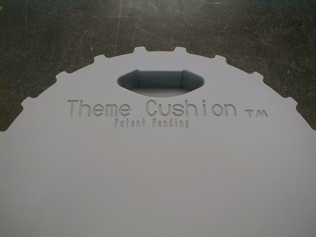 Theme Cushion - Foam Molding Pattern