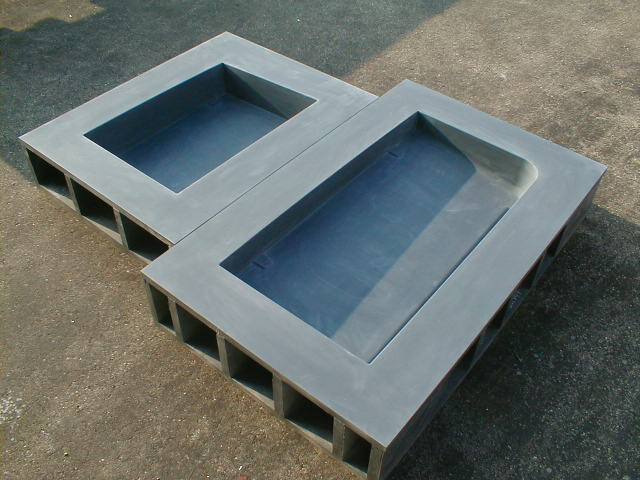 Yacht Hatch Covers - Pattern Plug Molds for Fiberglass